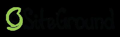 Logo siteground - Web Design, SEO & Content Marketing [Per Principianti] - logo design - creazione siti web