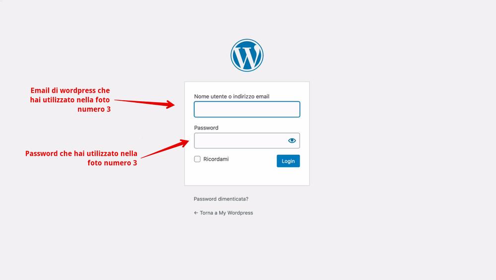 Come installare wordpress su siteground - creazione sito web e blog - diventare blogger --- (1)