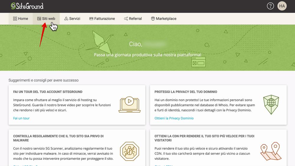 Cómo instalar wordpress en siteground - creación de sitios web y blogs - convertirse en un blogger (1)
