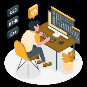 Freelance web designer - what'is a web designer, what does a web designer do, how much do you earn doing freelance web design jobs