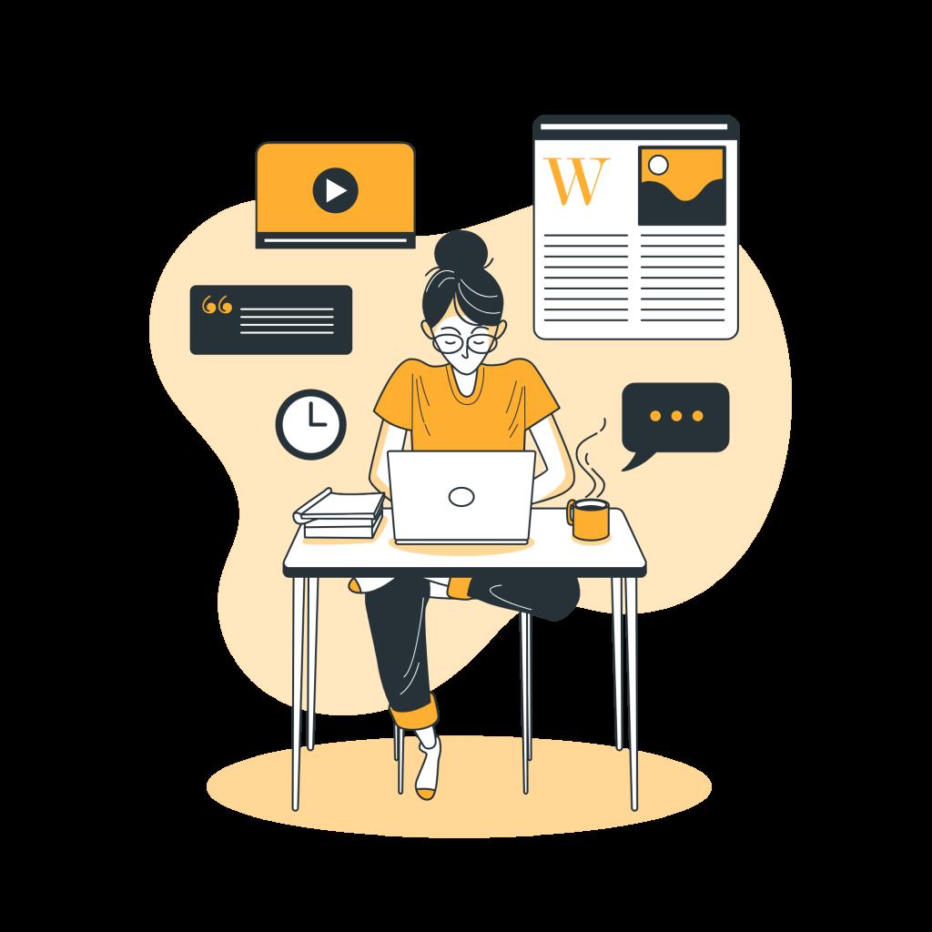 Was'ist ein Web-Designer und was macht er, wie viel verdient ein Web-Designer Gehalt, wie verdient man mit freiberuflichen Web-Design-Jobs auf fiverr