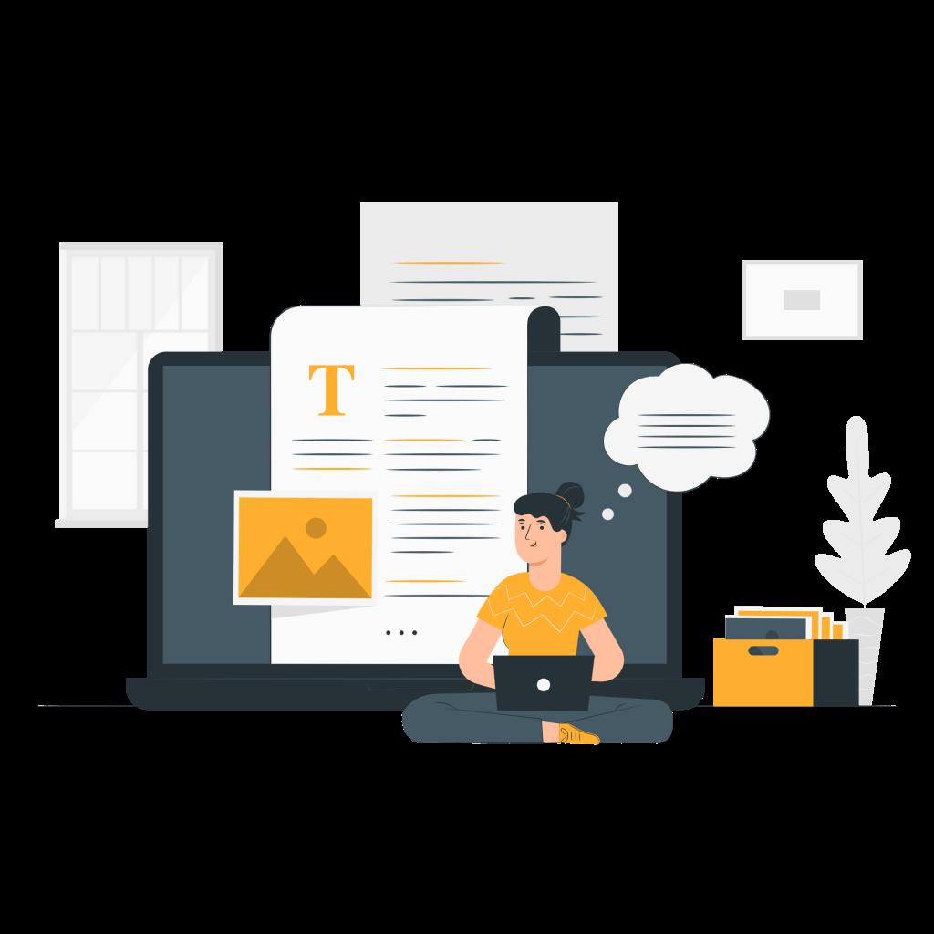 Redacción web - cómo escribir artículos para un sitio web