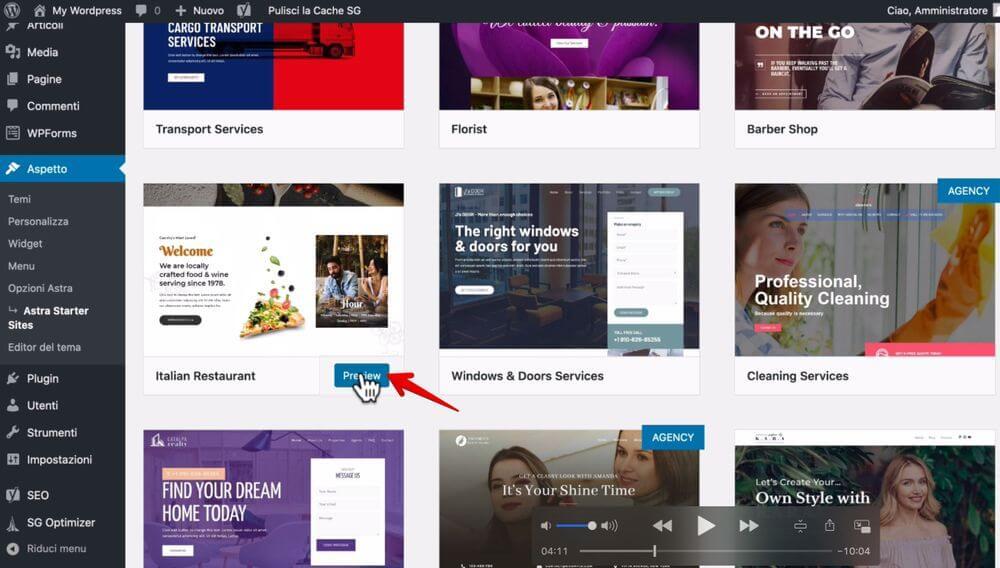 cómo instalar una plantilla en wordpress - crear un blog con alojamiento siteground - convertirse en un blogger... (1)