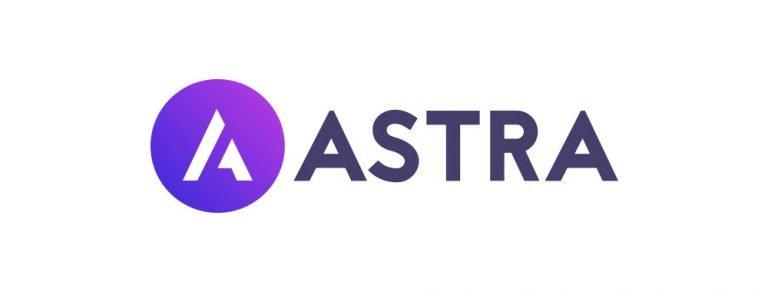 Astra Theme Logo - tema wordpress
