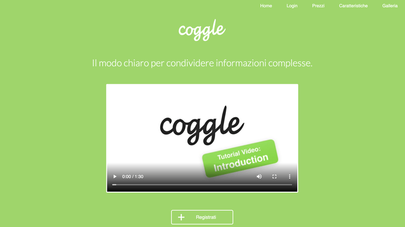 Coggle - programma per creare mappe concettuali online - come creare mappe mentuali online (1)