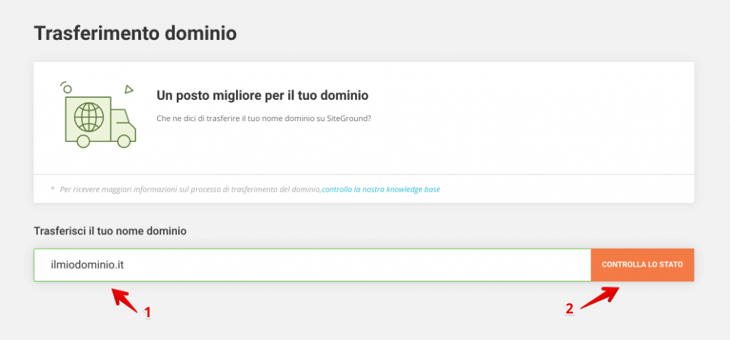 Come Trasferire un dominio su siteground - recensione siteground opinioni 2 (1)