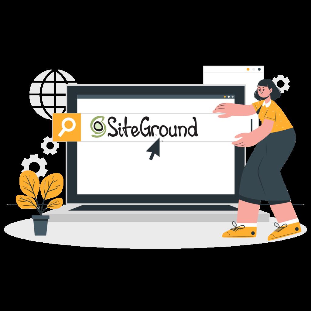 Cómo usar Siteground - cómo funcionan las herramientas del sitio - Revisión de Siteground - Cómo comprar el dominio y el alojamiento de Siteground (1)
