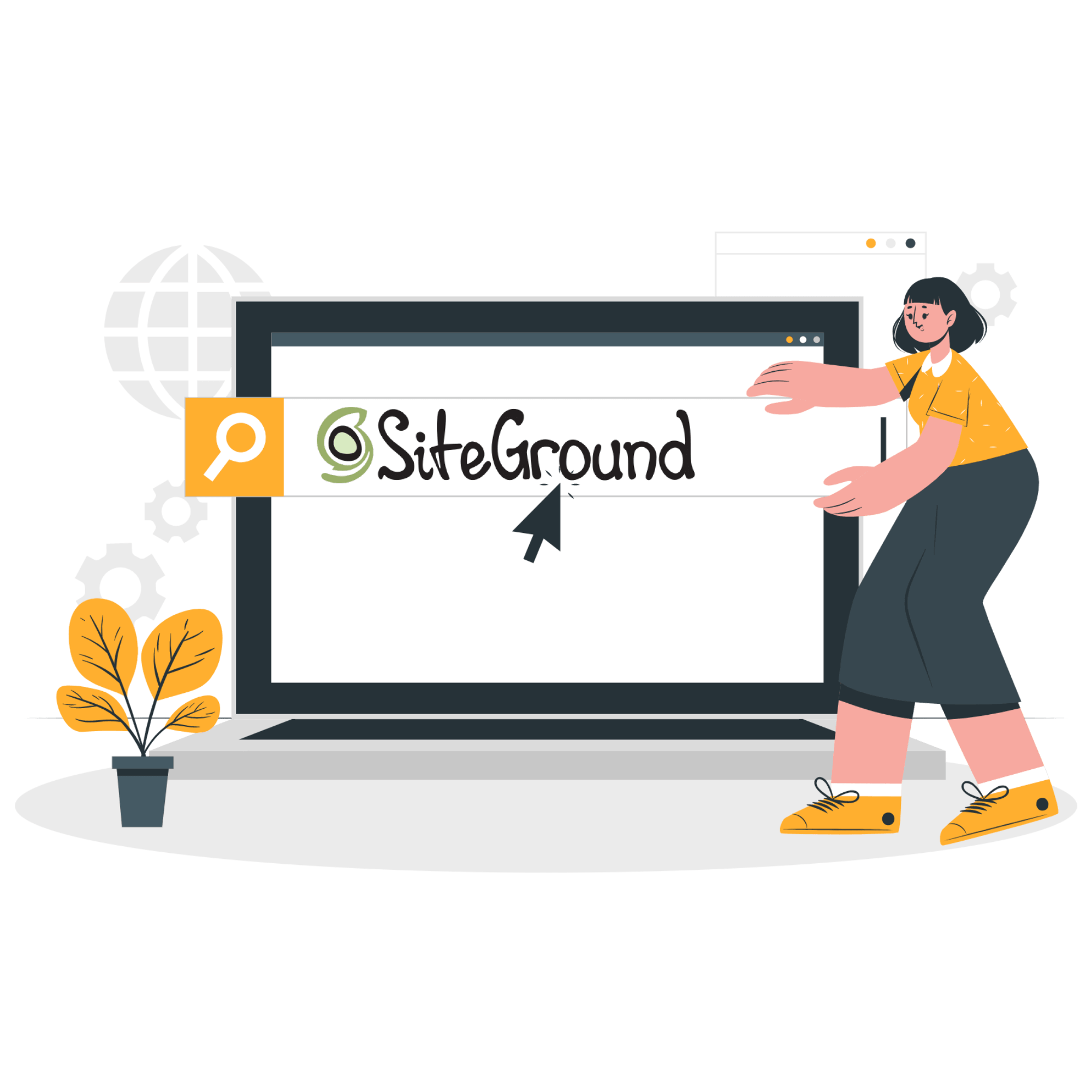 How to use Siteground - how the site tools work - Siteground review - How to buy Siteground domain and hosting (1)