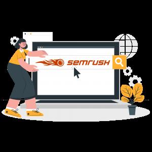 Wie man semrush verwendet - wie semrush funktioniert - wie man Keyword-Recherche mit semrush itali tut
