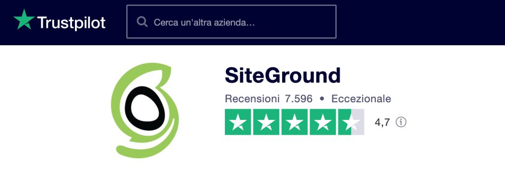 Siteground opinioni - recensione e tutorial di siteground -