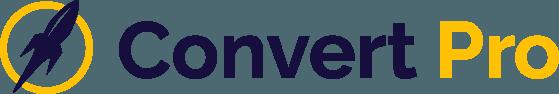 convert pro logo transparent - miglior plugin optin e lead generation