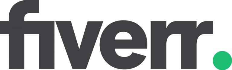 fiverr logo transparent - piattaforma di freelance marketplace