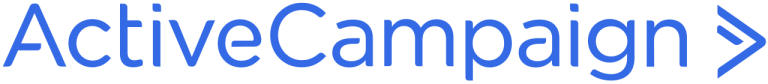 logo active campaign transparent - miglio software di email marketing