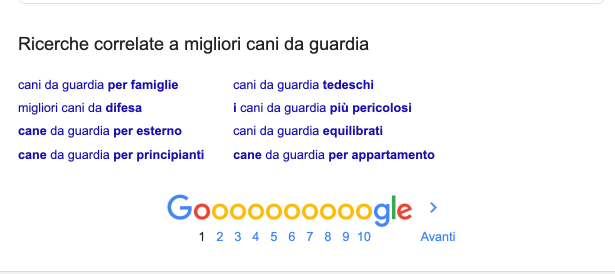 Suchanfragen zu _best watchdogs_ - Otiimierung für Suchmaschinen dank google suggest -.