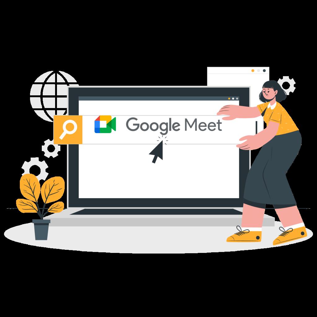 Google Meet Tutorial_ Come Fare Videoconferenze Online (Gratis!) nel 2021 - come funziona google meet (1)