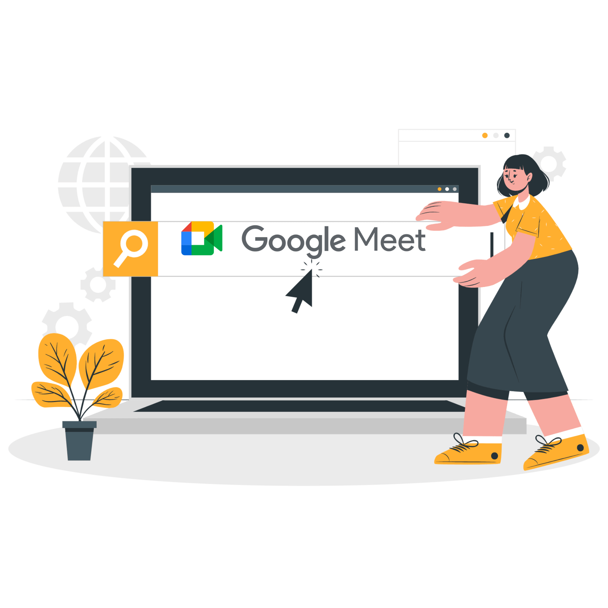 Google Meet Tutorial_ Come Fare Videoconferenze Online (Gratis!) nel 2021 - come funziona google meet (1)