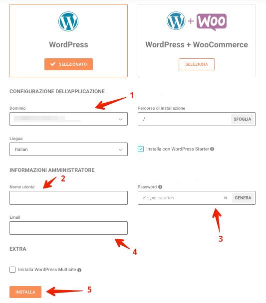Cómo instalar Wordpress en siteground revisar opiniones de siteground 4 1