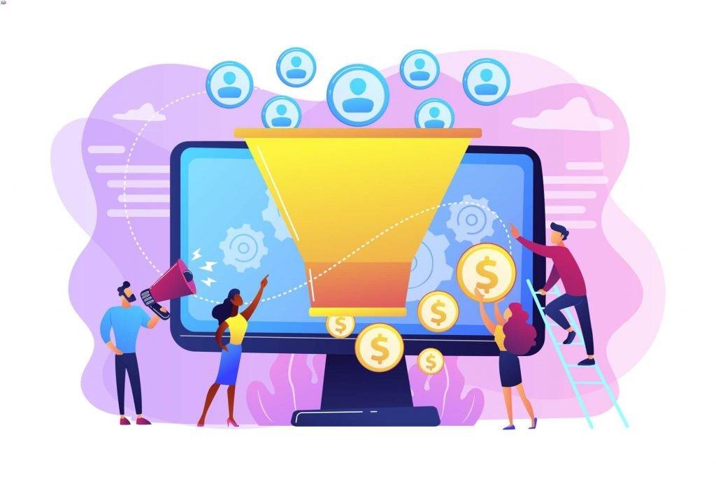 Funnel Marketing: Cómo crear embudos de venta rentables: Guía definitiva