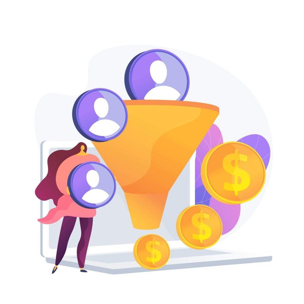 Funnel Marketing: Come Creare Sales Funnel Profittevoli: Guida Definitiva 2021 3