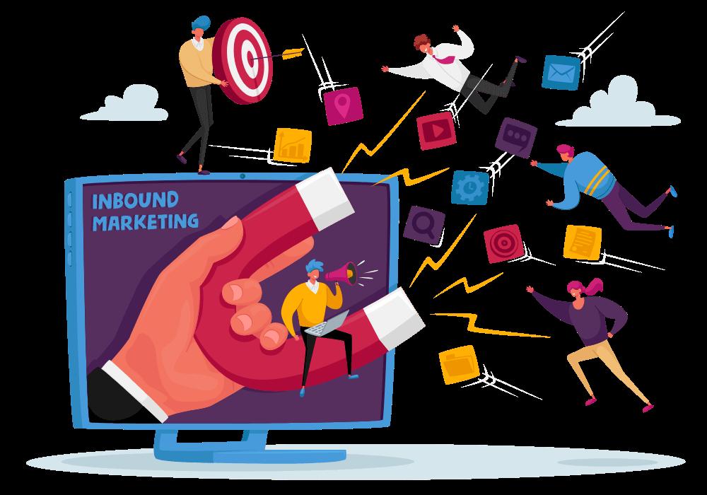 Importanza del inbound marketing per un blog o business online