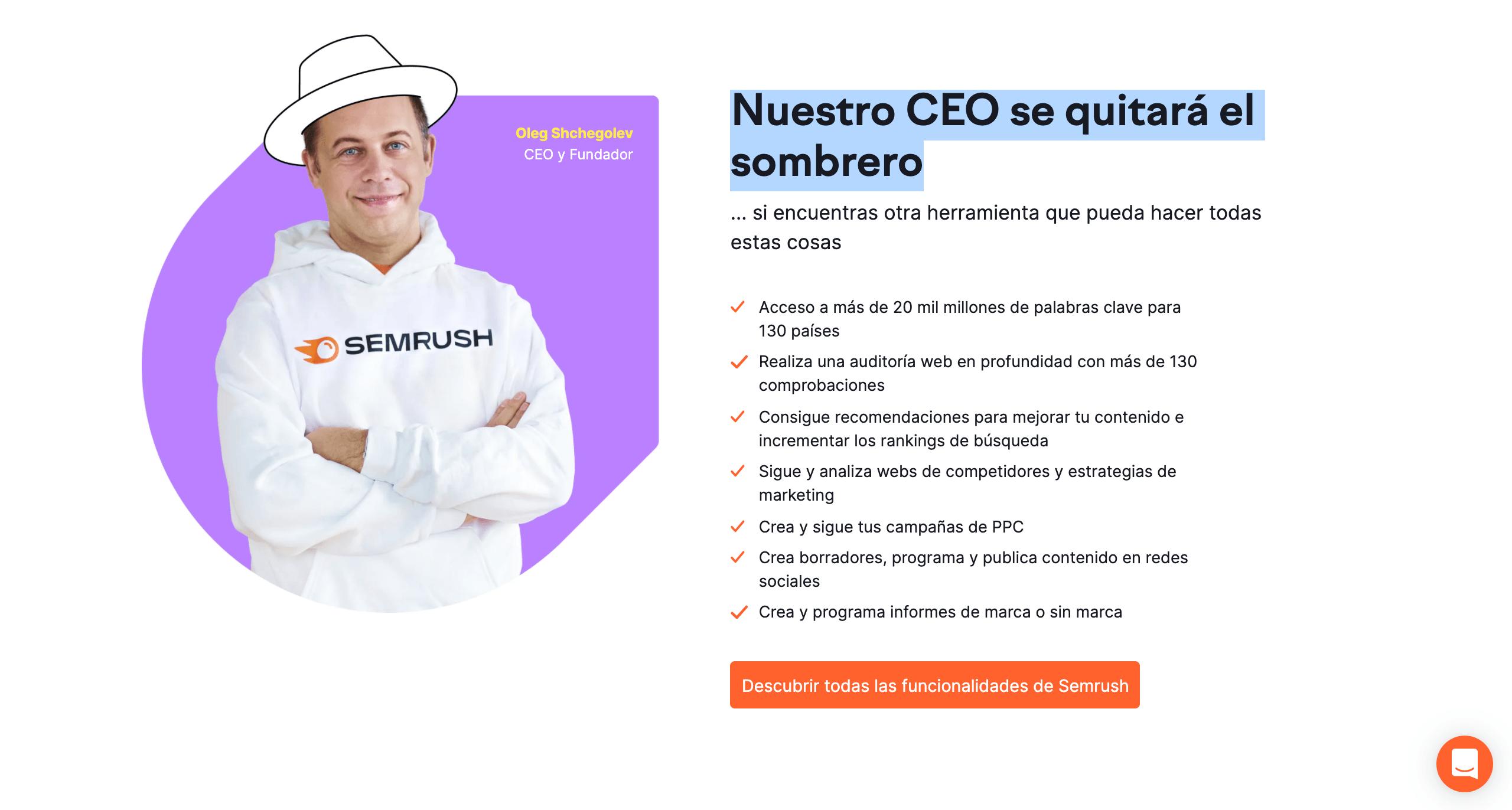 Cómo usar SEMrush para la investigación de palabras clave - Tutorial de SEMrush en Español
