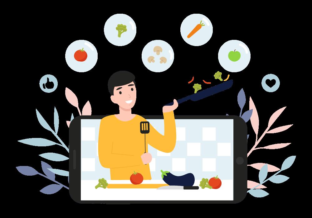 Diventare food blogger - come creare un blog di cucina - come aprire un food blog passo a passo (2)