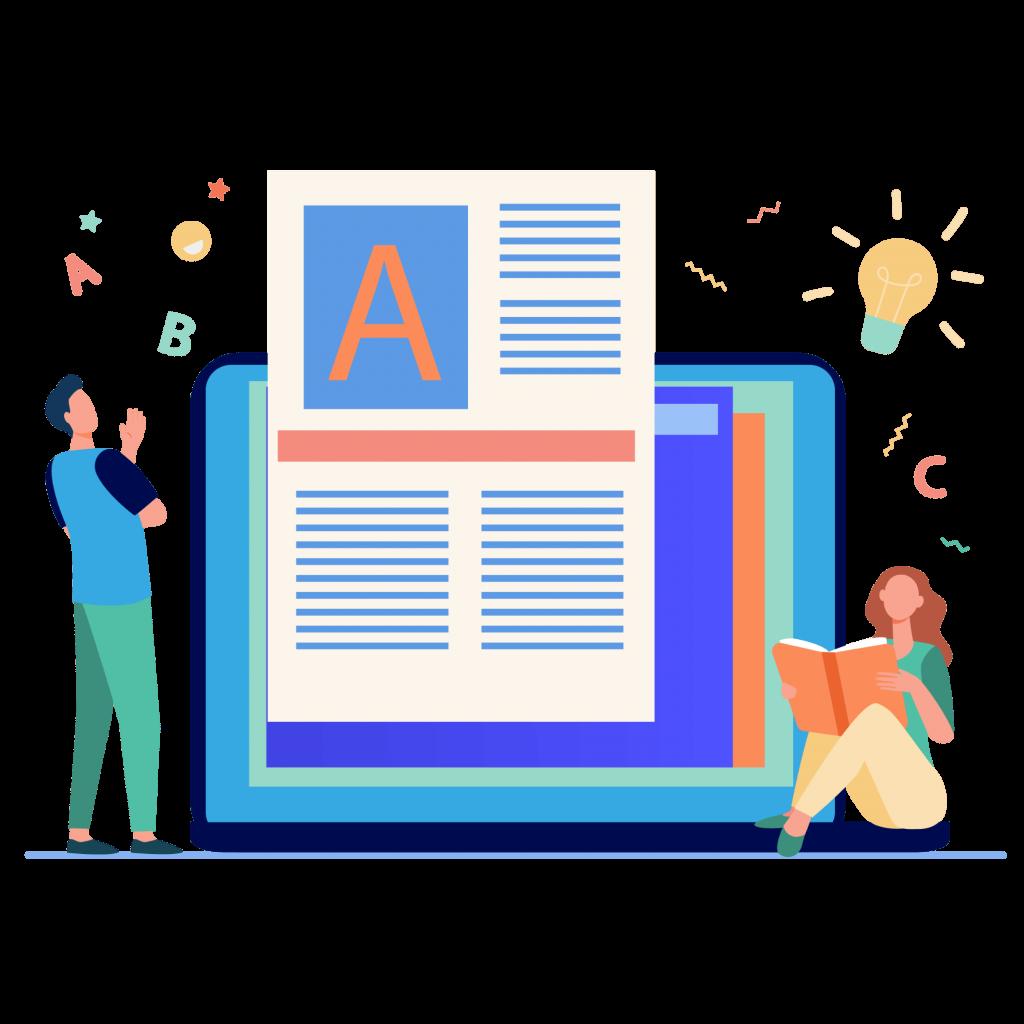 come scrivere un articolo recensione review blog post