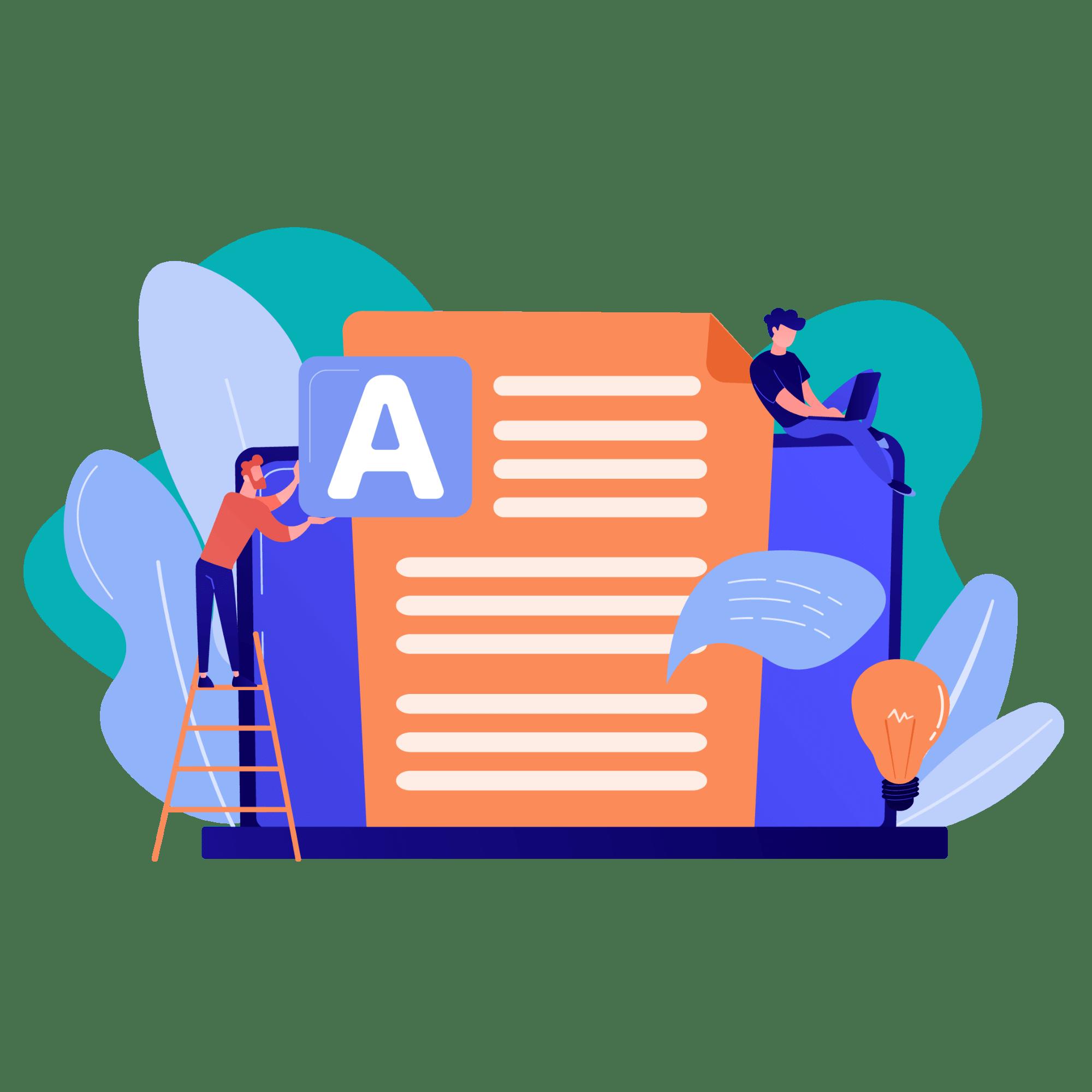 Samayo.org Grafiche SEO Content marketing blogging 4